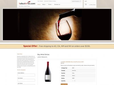 Select Wine – 1