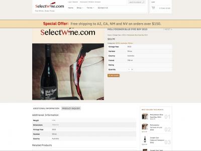 Select Wine – 3