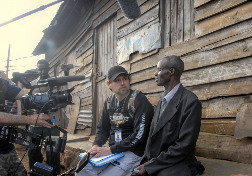 Hope in the Midst:  Kibera